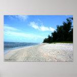 Ritidian Beach - Guam Print