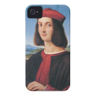 ritratto di uomo 2 by Raffaello Sanzio da Urbino Case-Mate Blackberry Case