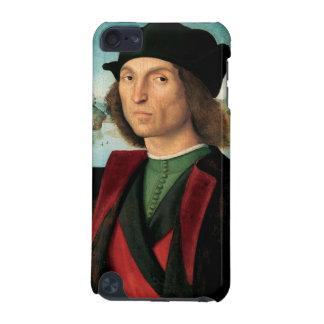 ritratto di uomo by Raffaello Sanzio da Urbino iPod Touch 5G Cases