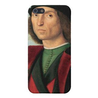 ritratto di uomo by Raffaello Sanzio da Urbino Case For iPhone 5