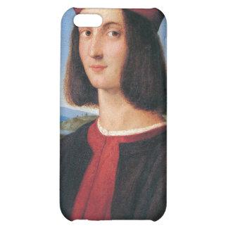 ritro di uomo 2 by Raffaello Sanzio da Urbino iPhone 5C Case