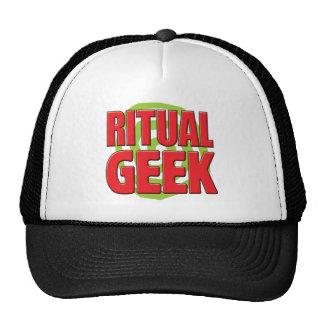 Ritual Geek Trucker Hats