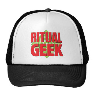 Ritual Geek v2 Mesh Hat