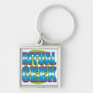 Ritual Geek v3 Keychains