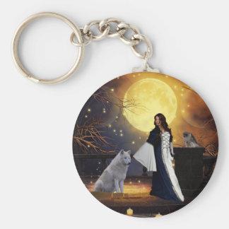 Ritual Night Keychain