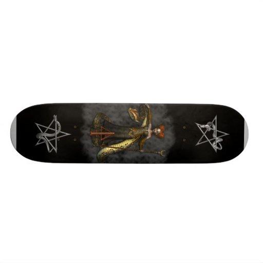 Ritualistica Skateboard Deck