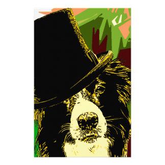 Ritz Dog Customized Stationery