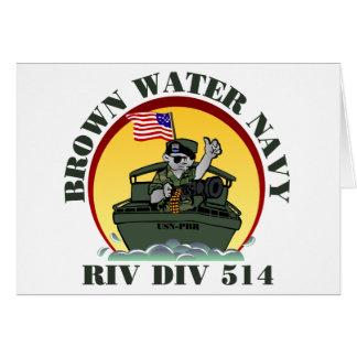 Riv Div 514 Note Card