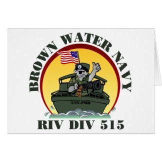 Riv Div 515 Note Card