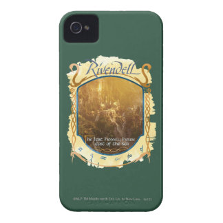 Rivendell Graphic Case-Mate iPhone 4 Cases