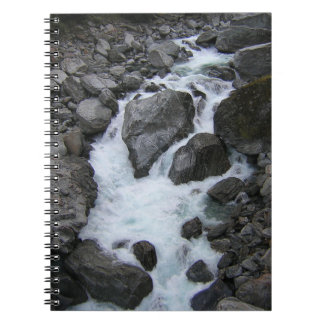 RIVER AND ROCKS NOTEBOOK