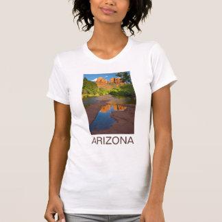 River at Red Rock Crossing, Arizona T-Shirt