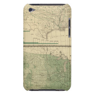 River basins, Forestry iPod Touch Cases