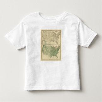 River basins, Forestry Toddler T-Shirt