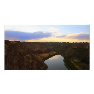 River Bend Art Photo