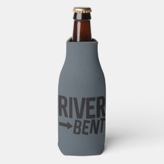 River Bent Bottle Holder Bottle Cooler