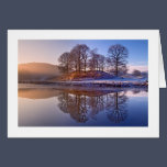 River Brathay Christmas Card