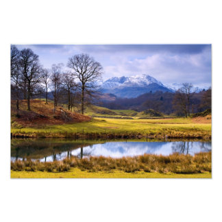 River Brathay - The Lake District Photo Print