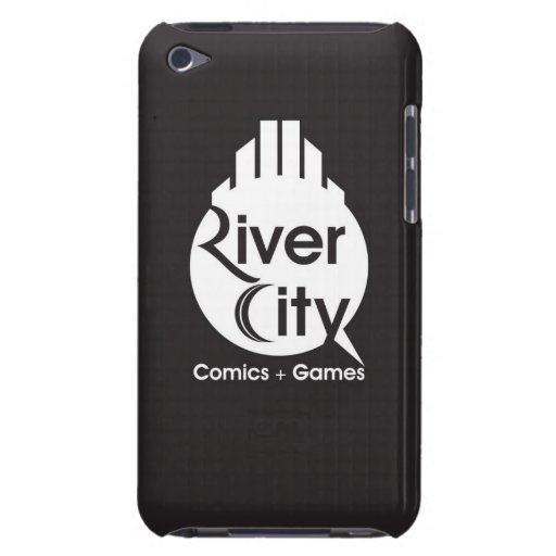 River City Comics + Games iPod Touch Cover (Black