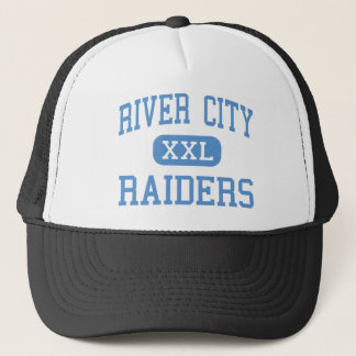 River City - Raiders - High - West Sacramento Trucker Hat