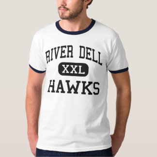River Dell - Hawks - High - Oradell New Jersey Tshirts