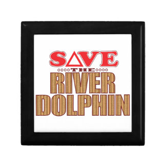 River Dolphin Save Gift Box