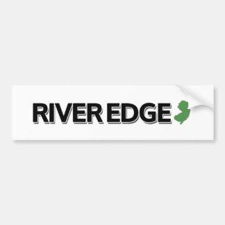 River Edge New Jersey Bumper Stickers