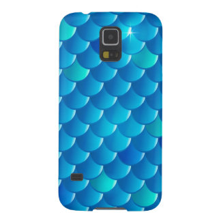 river fish scales galaxy s5 cover