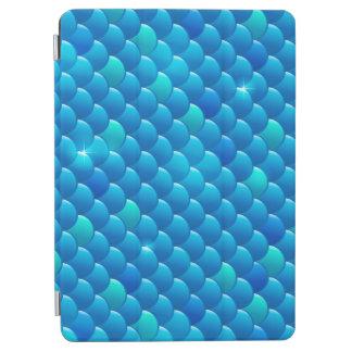 river fish scales iPad air cover