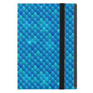 river fish scales iPad mini cover