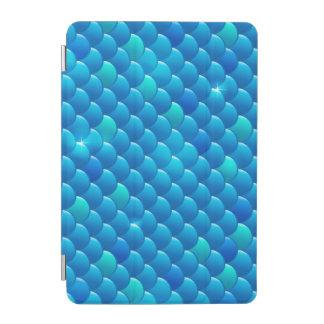 river fish scales iPad mini cover