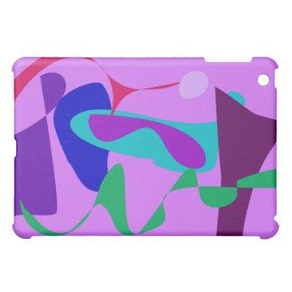 River Floral Lavender Case For The iPad Mini