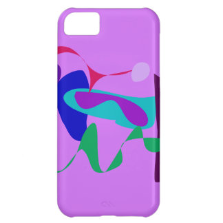 River Floral Lavender iPhone 5C Case