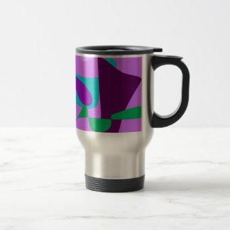 River Floral Lavender Mugs