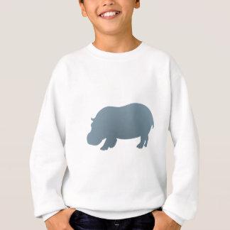 River horse hippo hippopotamus sweatshirt