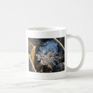 River Ice Basic White Mug