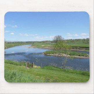 River in England Mouse Mat