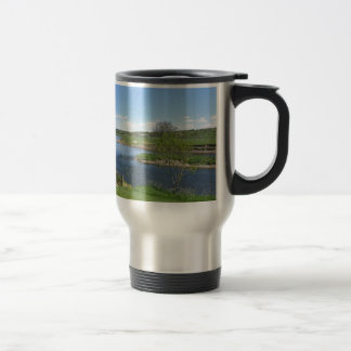 River in England Travel Mug