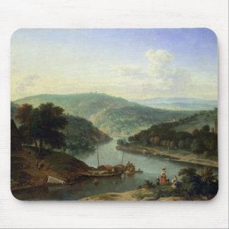 River Landscape, 1697 Mouse Pad