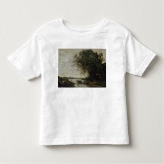 River Landscape Toddler T-Shirt