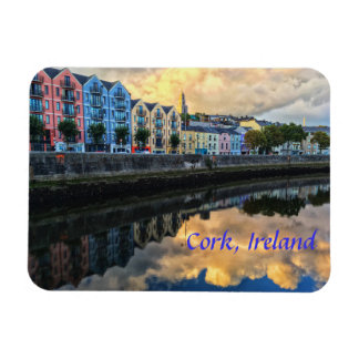 River Lee Cork Ireland Magnet