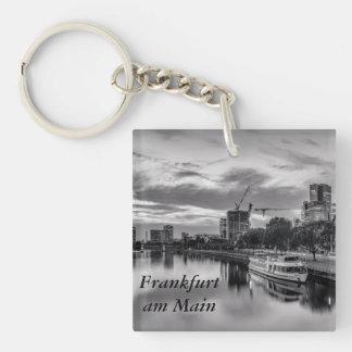 River Main in Frankfurt am Main Key Ring