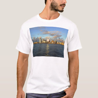 River Mersey & Liverpool Waterfront T-Shirt