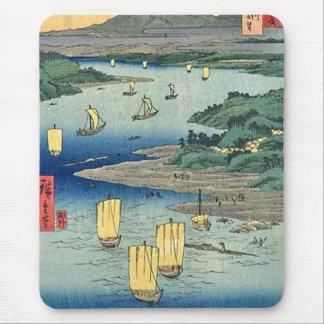 River Mogami Dewa Mousepad