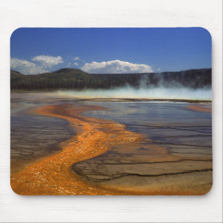 River of Fire Mouse Pads