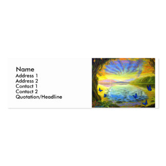 River Of Life-Profile Card Business Card