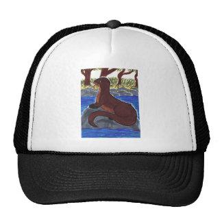 River Otter Hats