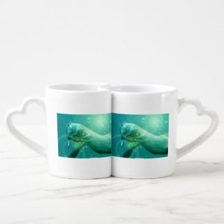 River Otters Lovers Mug