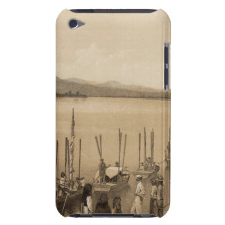 River party, Camp Mohave iPod Touch Case-Mate Case