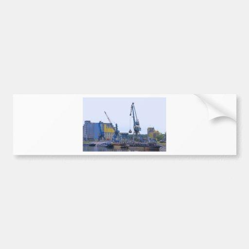 river port bumper stickers